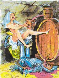 Chevaliers de la table ronde chansons paillardes de france et d 39 ailleurs - Chanson les chevaliers de la table ronde ...