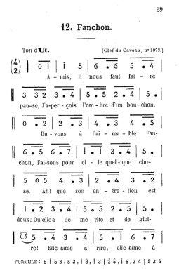 partition a chiffre piano